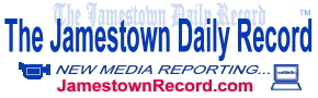 New media news for Jamestown.. The Jamestown Daily Record!